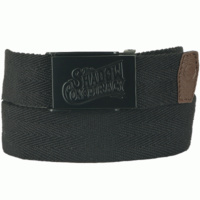 Shadow Tracker Web Belt, Black *Sale Item*