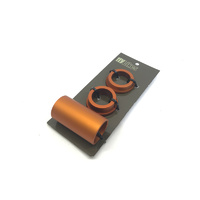 Fly 22mm Spanish BB Spacers Only, Orange *Sale Item*