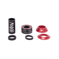 Shadow Corvus 22mm Spanish BB, Crimson Red *Sale Item*