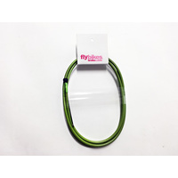 Fly Manual Brake Cable, Apple Green *Sale Item*