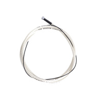 Shadow Linear Brake Cable, Clear