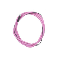 Shadow Linear Brake Cable, Pink *Sale Item*