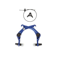 Shadow Sano V1 Brakes, Perma Blue *Sale Item*