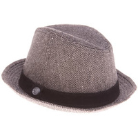 Shadow Big Time Fedora Hat S/M *Sale Item*