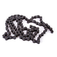 Fly Tractor Chain With Built In Halflink, Black