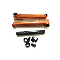 Macneil Conjoined Cranks 175mm/19mm Orange *Sale Item*