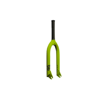 Shadow Creeper Forks 35mm Offset, Lime Green V2 *Sale Item*