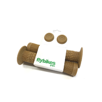 Fly Ruben 155mm Grip, Tan - Pair *Sale Item*