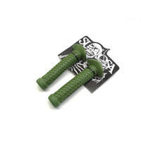Subrosa Skeleton Crew Grips, Army Green *Sale Item*