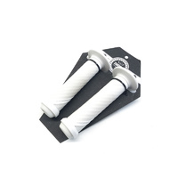 Shadow Thirteen Grips, White *Sale Item*
