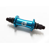 Macneil Front Hub 14mm, Bright Blue *Sale Item*