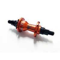 Macneil Cassette Rear Hub 10T, Orange *Sale Item*