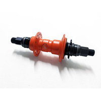 Shadow Rant V2 Hub RHD 9T,Matte Orange October  *Sale Item*