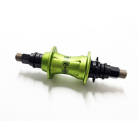 Shadow Raptor Rear Hub RHD 9T, Electric Lime *Sale Item*
