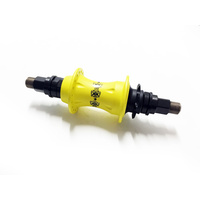 Shadow Raptor Rear Hub RHD 9T,Matte Highlighter Yellow  *Sale Item*