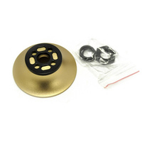 Mutiny Rear Hubguard, Gold *Sale Item*