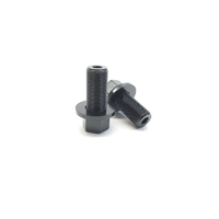 Shadow BTR Hub Bolts 14mm Black