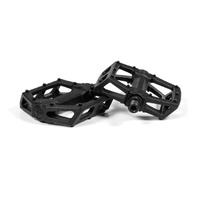 Fly Ruben Graphite Pedals, Black
