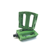 Shadow Nostra Sealed Pedals, Green *Sale Item*