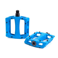 Shadow Ravager Alloy Pedals, Sealed Highlighter Blue *Sale Item*