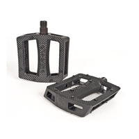 Shadow Ravager Plastic Pedals, Black