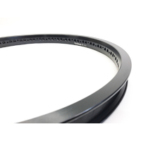 Fly Classic Front Rims, Black*Sale Item*