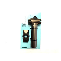 Fly Short Micro Adjust Seat Post, Coffee *Sale Item*