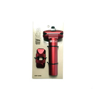 Fly Short Micro Adjust Seat Post, Dark Red *Sale Item*