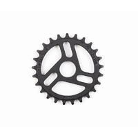 BSD Superlite 3D Sprocket, 25T Black