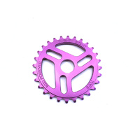 BSD Superlite Sprocket, 28T Purple