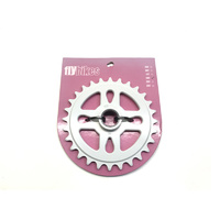 Fly Spacer Sprocket, 27T White *Sale Item*