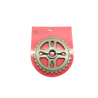 Fly Spacer Sprocket, 28T Green *Sale Item*