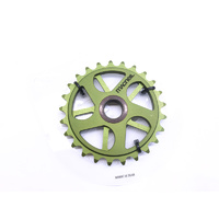 Macneil Lambo Spline Drive Sprocket, 25T Green *Sale Item*