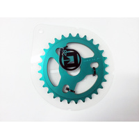 Macneil Sprocket/Light, 28T Green *Sale Item*
