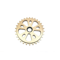 Mutiny Sprizzocket Sprocket, 30T Gold *Sale Item*