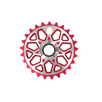 Subrosa Bandit Sprocket, 25T Red
