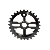 Tempered Anchor Down V1 Sprocket, 25T Black