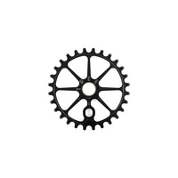 Tree Chro-Mo HT Bolt Drive Sprocket, 25T Black