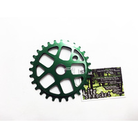 Tree Light Bolt Drive Sprocket, 28T Green