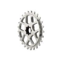 Tree Light Spline Drive Sprocket, 42T Raw
