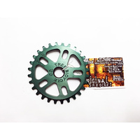 Tree Original Bolt Drive Sprocket, 28T Green