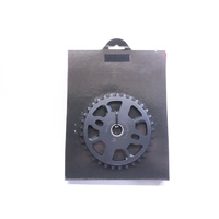Shadow Crow Light Sprocket, 33T Black *Sale Item*