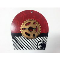 Shadow Lite Sprocket, 28T Brown*Sale Item*