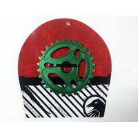 Shadow Lite Sprocket, 28T Green *Sale Item*