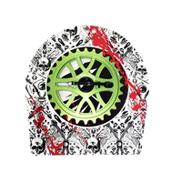 Shadow Ravager Sprocket, 28T Electric Lime *Sale Item*
