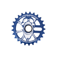Shadow Scream Sprocket, 25T Perma Blue