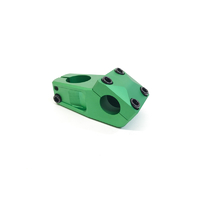 Fly Central Stem 13mm Rise, Flat Green *Sale Item*
