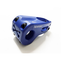 Tempered Bones Front Load Stem, Blue