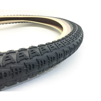 "Fly Sergio Tyre 20"" X 2.35"", Tan Wall *Sale Item*"