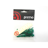 Primo Alloy Nipples, Green